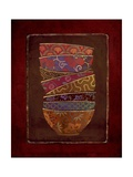 Asian Bowls II Prints by Linda Maron