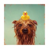 Bath Time Posters af Lucia Heffernan