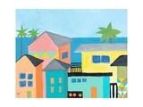 Beachfront Property 1 Posters par Jan Weiss