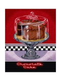 Chocolate Cake Premium-giclée-vedos tekijänä Shari Warren