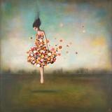 Libertà in fiore Poster di Duy Huynh