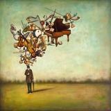 Thanks for the Melodies Kunst af Duy Huynh