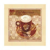 Cappuccino Posters par Linda Maron