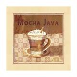 Mocha Java Prints by Linda Maron