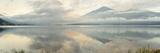 Gravedonna Lake Vista Reproduction photographique par Alan Blaustein