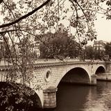 Pont Louis-Philippe, Paris Reproduction photographique par Alan Blaustein