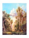 Lost River Print by Art Fronckowiak
