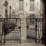 Avignon 2 Reproduction photographique par Alan Blaustein