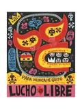 El Fuerte Posters by Jorge R. Gutierrez