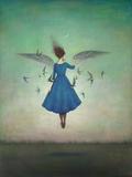 Swift Encounter Kunst af Duy Huynh