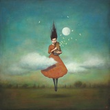 High Notes for Low Clouds Premium gicléedruk van Duy Huynh