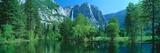 Yosemite Falls & Merced Valokuvavedos tekijänä Alain Thomas