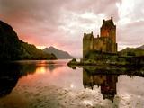 Eilean Donan, Scotland Photographic Print by Alan Klug