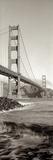 Golden Gate Bridge Pano 2 Reproduction photographique par Alan Blaustein