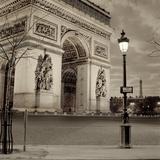 Paris 12 Reproduction photographique par Alan Blaustein