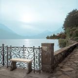 Lake Vista 1 color Reproduction photographique par Alan Blaustein