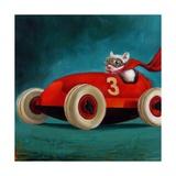 Speed Racer Posters by Lucia Heffernan