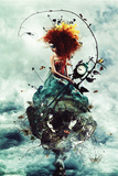 Delirium Posters por Mario Nevado