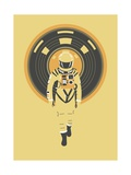 DJ Hal Prints by Robert Farkas
