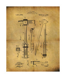 Blacksmith's Tool 1922 Giclee Print by Dan Sproul