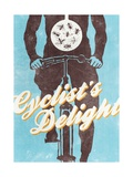 Cyclist's Delight Arte por Hannes Beer