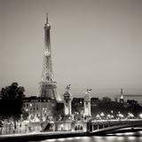 Pont Alexandre Trios Reproduction photographique par Alan Blaustein