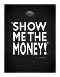 Jerry Maguire - Show Me Giclee Print by Mark Rogan