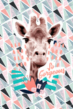 So Gorgeous Poster von Rachael Hale