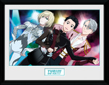 Yuri On Ice - Trio Sammlerdruck