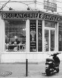 Boulangerie Giclee Print by Irene Suchocki