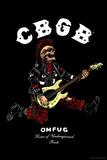 CBGB & OMFUG  - Punk Rocker Posters