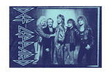 Def Leppard - 1987 Plakater