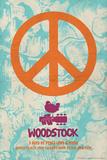 Woodstock - Peace Poster