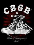 CBGB & OMFUG - Chucks Posters