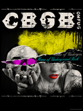 CBGB & OMFUG  - Home of Underground Rock Print