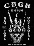 CBGB & OMFUG - Rock On Poster