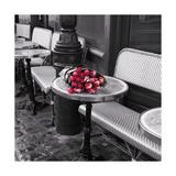 Say It With Flowers I Fotografie-Druck von Assaf Frank