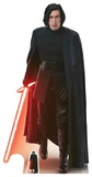 Star Wars VIII The Last Jedi - Kylo Ren - Mini Cutout Included Cardboard Cutouts