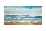 Pastel Waves Kunstdrucke von Peter Colbert