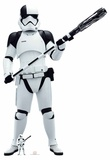 Star Wars VIII The Last Jedi - Executioner Trooper - Mini Cutout Included Pappfigurer