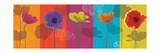 Poppylicious Posters par Tandi Venter