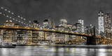 New York Lights Photographic Print by Frank Assaf
