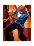 Swing Art by Keith Mallett