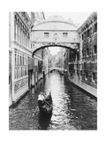 Venice Canal Photographic Print by Cyndi Schick
