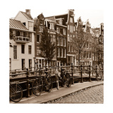 Autumn in Amsterdam I Photographic Print by Jeff Maihara