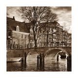 Autumn in Amsterdam II Photographic Print by Jeff Maihara
