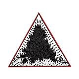A Pile of Crowns for Jean-Michel Basquiat, 1988 Reproduction procédé giclée par Keith Haring