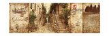 Toscana Arte por Keith Mallett