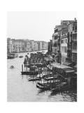 Array of Boats, Venice Photographic Print by Cyndi Schick