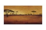 Serengeti I Posters av Tandi Venter